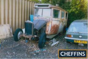 1932 Clément-Talbot Ambulance