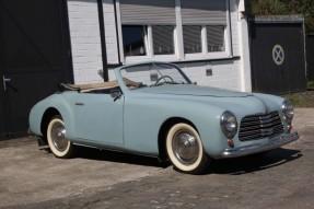 1950 Simca 8