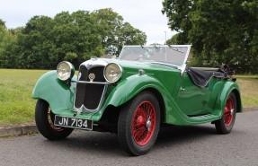 1936 Riley Lynx