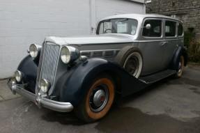 1936 Packard 8
