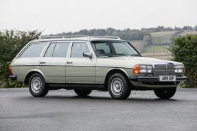 1983 Mercedes-Benz 280 TE