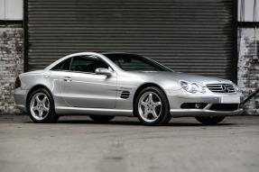 2004 Mercedes-Benz SL55 AMG