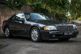 1992 Mercedes-Benz SL 600