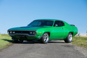 1972 Plymouth Satellite