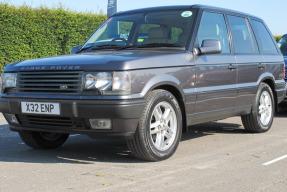 2001 Land Rover Range Rover