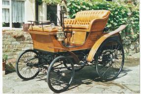 1899 Star 3½hp