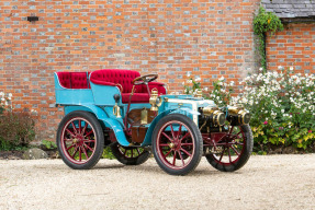 1901 Panhard et Levassor 7hp