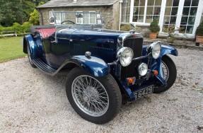 1933 Alvis Firefly