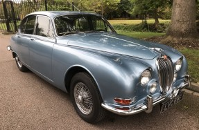 1968 Jaguar S-Type