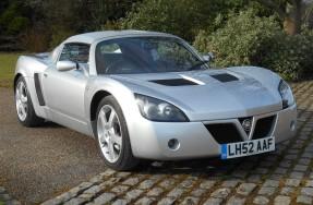 2002 Vauxhall VX 220