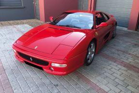 1998 Ferrari F355 Berlinetta