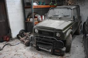 1989 Suzuki SJ 413