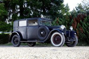 1927 Ballot 2-Litre