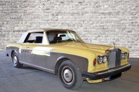 1977 Rolls-Royce Corniche Convertible