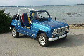 1989 Renault 4
