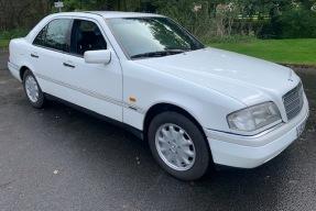 1994 Mercedes-Benz C 180