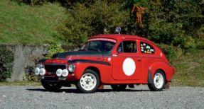 1960 Volvo PV 544