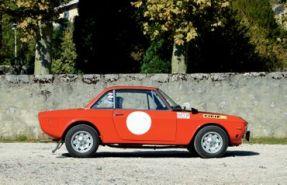1973 Lancia Fulvia HF