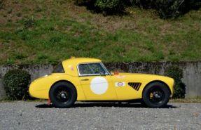 1957 Austin-Healey 100/6
