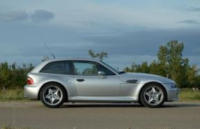 2000 BMW Z3M Coupe