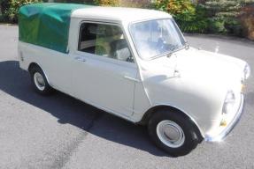 1982 Austin Mini
