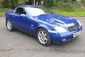1998 Mercedes-Benz SLK 230