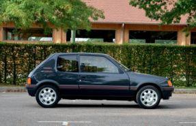 1987 Peugeot 205 GTi