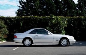 1999 Mercedes-Benz SL 280