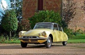 1958 Citroën DS