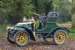 1904 De Dion-Bouton Type Y