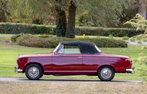 1957 Peugeot 403 Cabriolet