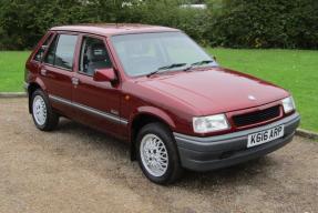 1992 Vauxhall Nova