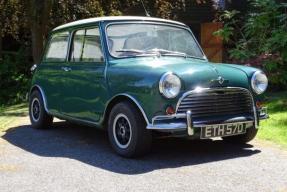 1966 Morris Mini Cooper