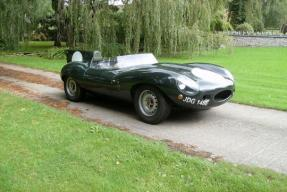 1966 Jaguar D-Type