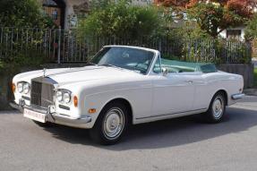 1970 Rolls-Royce Corniche Convertible