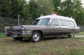 1967 Cadillac Miller Meteor
