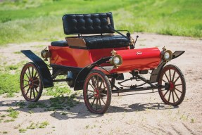 1902 Oldsmobile Curved Dash