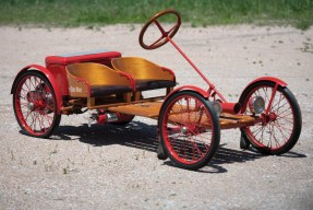 1924 Auto Red Bug