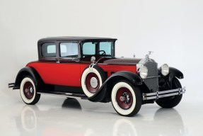1929 Packard Custom Eight