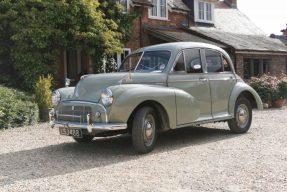1952 Morris Minor