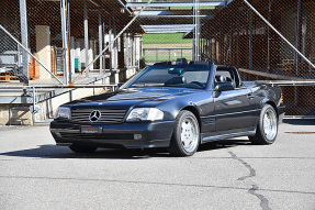 1991 Mercedes-Benz 500 SL