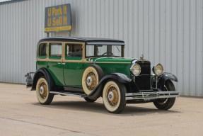 1930 Nash Series 490