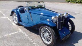 1934 MG PB