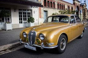 1964 Jaguar S-Type