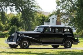 1937 Cadillac V-16