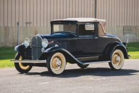 1931 Willys Model 97