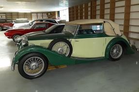 1938 MG VA