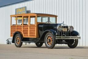 1928 Franklin Series 12