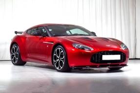 2013 Aston Martin V12 Zagato
