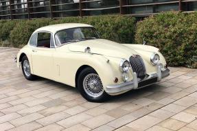 1960 Jaguar XK 150